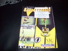Southport Reserves v Guiseley Reserves, 2001/02